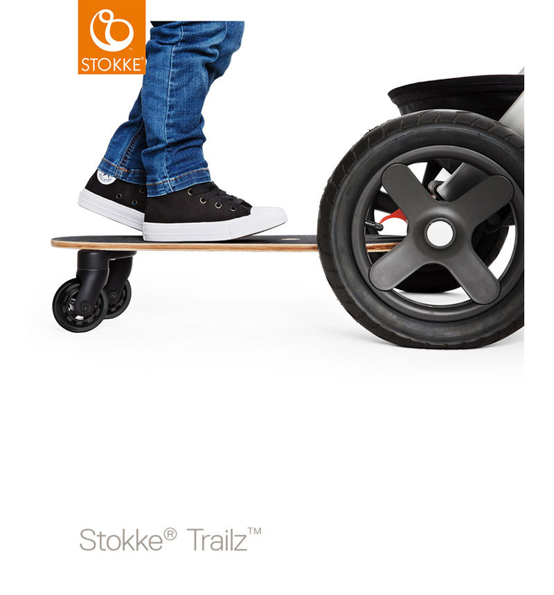 PATINET STOKKE TRAILZ Sibling BOARD