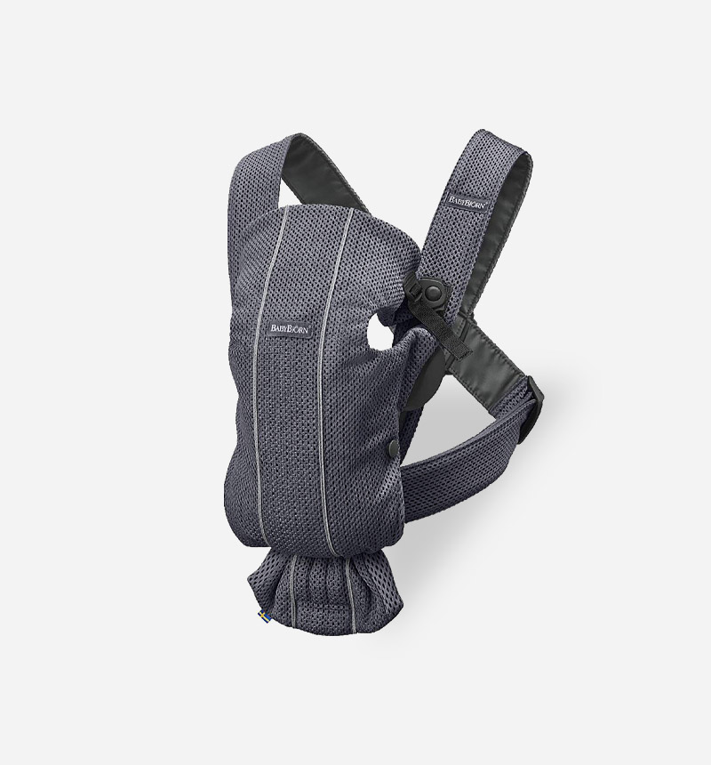 BABY BJÖRN MINI 3D MESH BABY CARRIER BACKPACK