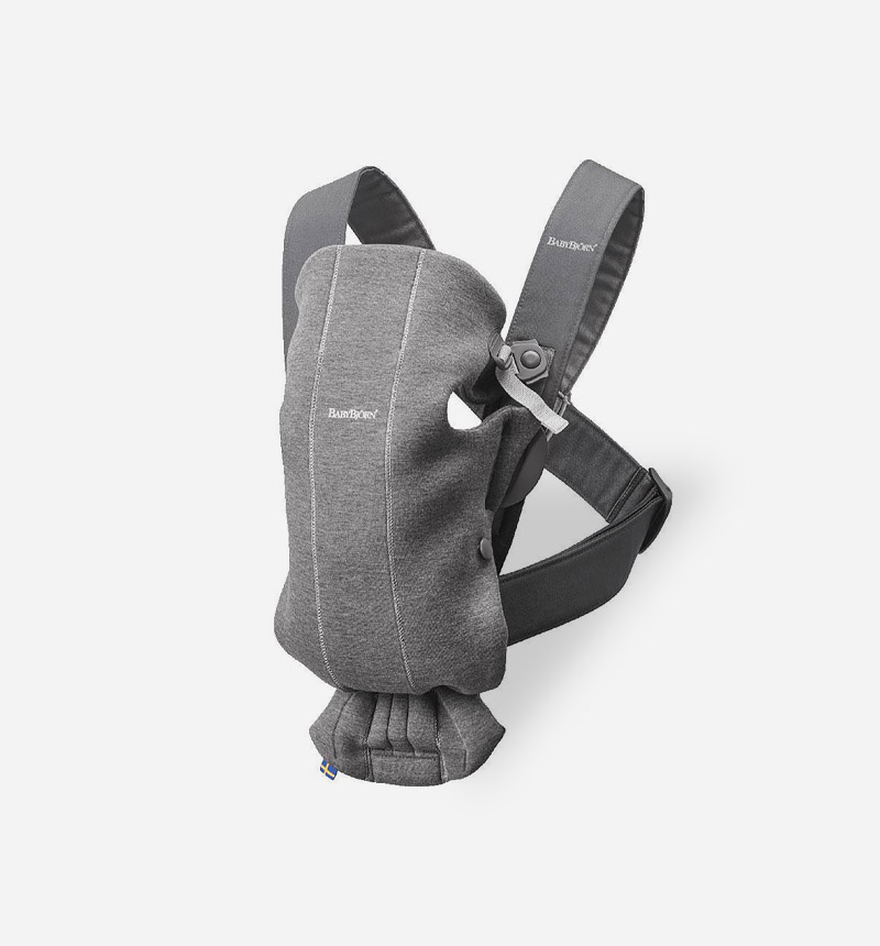 BABY BJÖRN MINI SOFT SELECTION BABY CARRIER BACKPACK