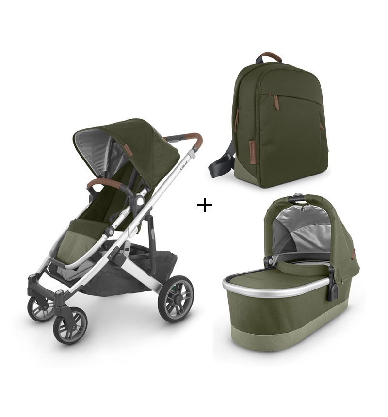 UPPABABY CRUZ V2 DUO HAZEL PROMOTION
