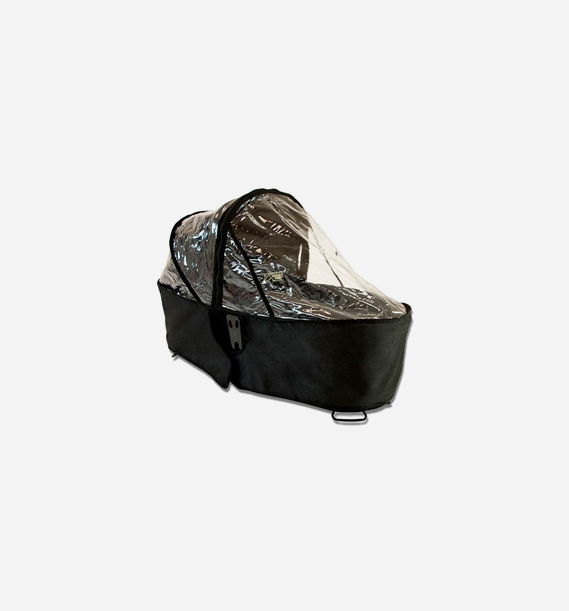 2 RAIN PROTECTION for carrycot DUET Mountain Buggy