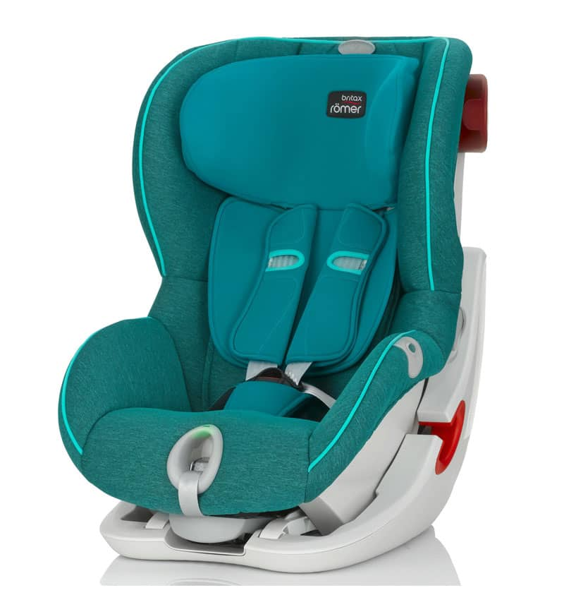 KING II LS HIGHLINE BRITAX RÖMER CAR SEAT