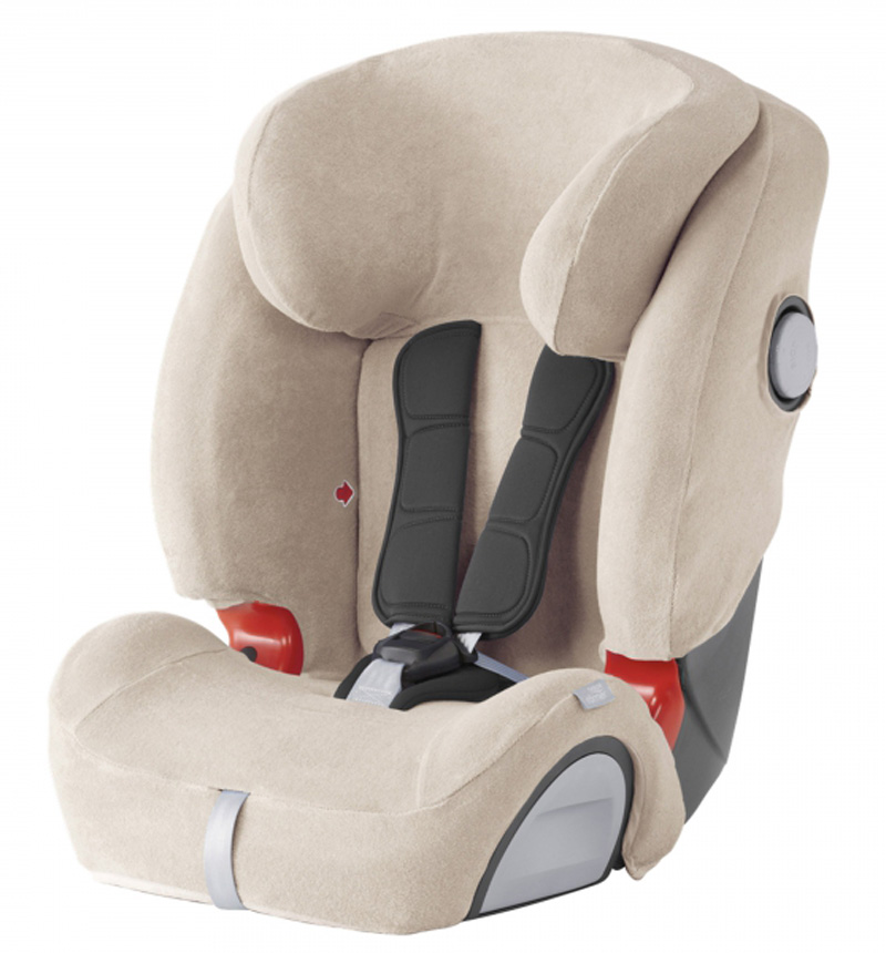 SUMMER COVER EVOLVA SL SICT by BRITAX RÖMER