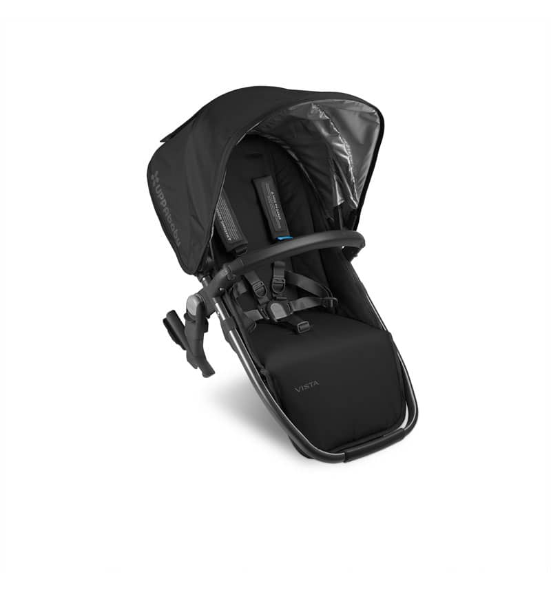 ASIENTO UPPABABY RUMBLESEAT NEGRO