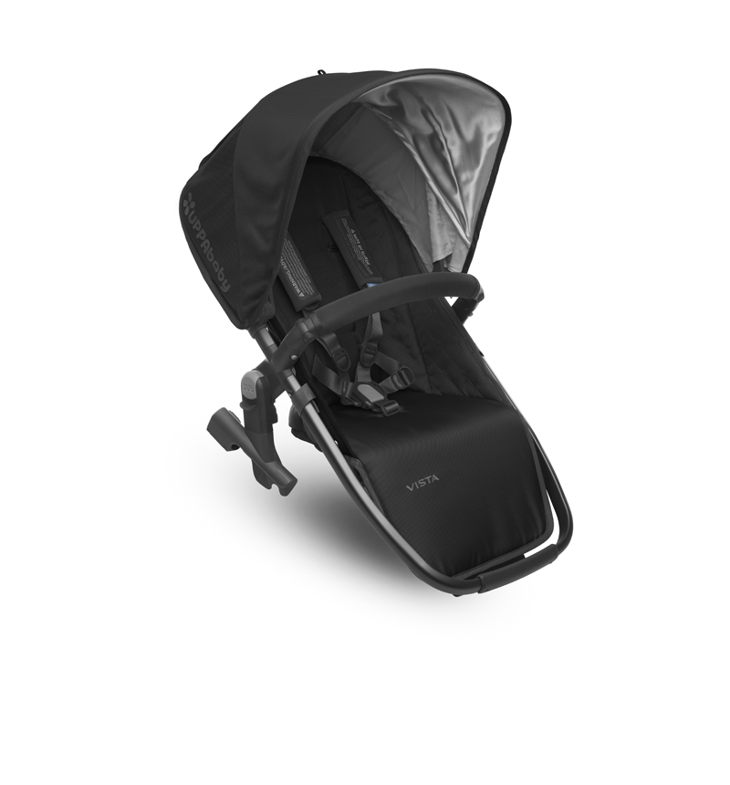 BLACK Rumbleseat SEAT POUR VISTA UPPAbaby