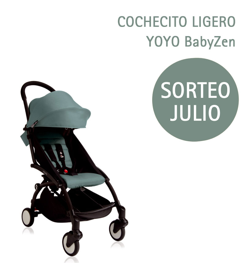 YOYO BABYZEN -JULIO 2019 RIDE CHAIR DRAW