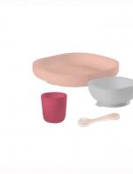 SET BEIJING SILICONE 4 PIECES