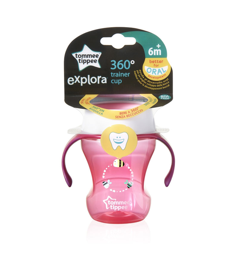 VASO EXPLORA 360 by Tommee Tippee