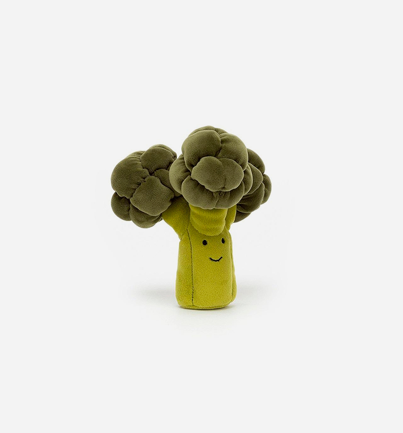 BROCCOLI TEDDY by Jellycat
