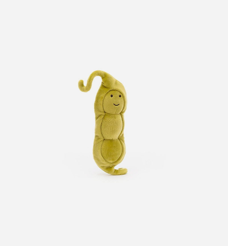 TEDDY PEAS by Jellycat