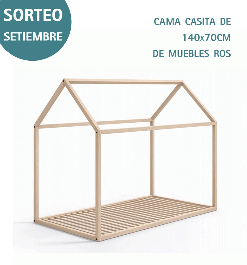 BED CASITA ROS RAFFLE - SEPTEMBER 2020