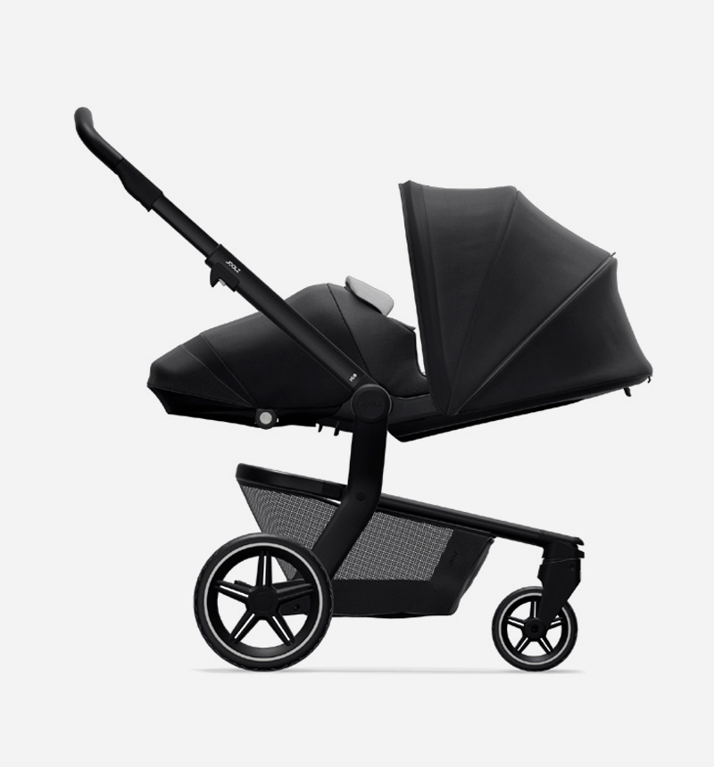 STROLLER AND COCOON JOOLZ HUB + BRILLIANT BLACK