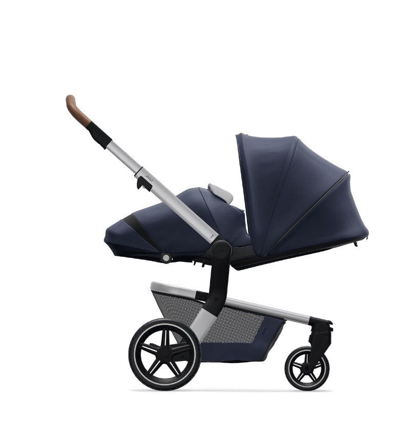 JOOLZ HUB + CLASSIC BLUE STROLLER AND COCOON CHAIR
