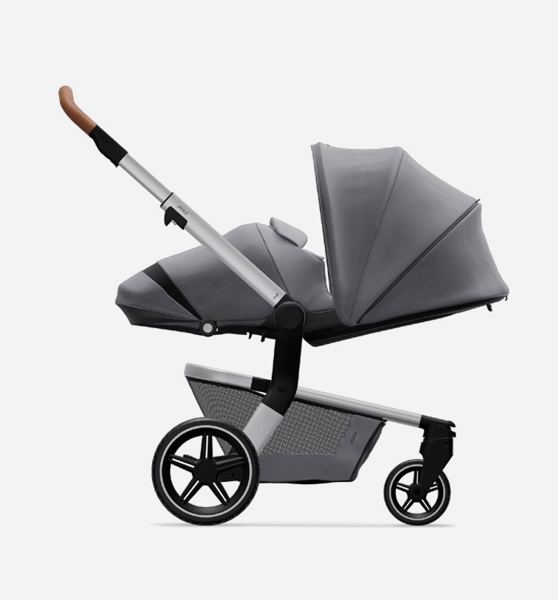 JOOLZ HUB + GORGEOUS GRAY STROLLER AND COCOON CHAIR