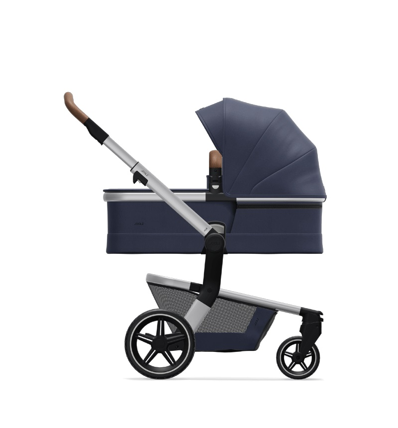 JOOLZ HUB + CLASSIC BLUE STROLLER AND BASKET