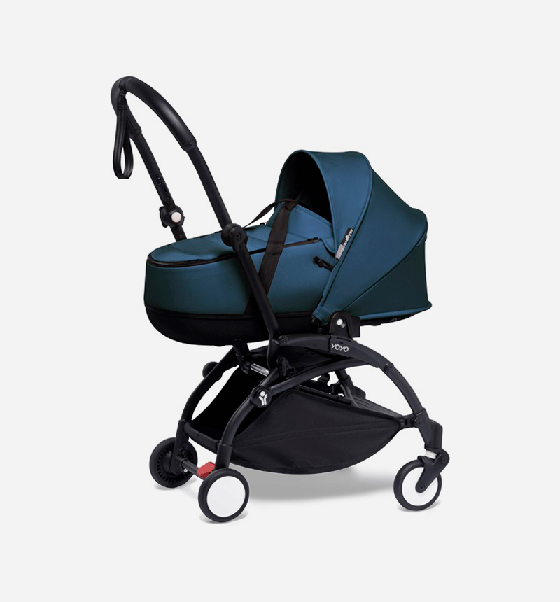 YOYO2 BASSINET BLUE NAVY коляска от BABYZEN