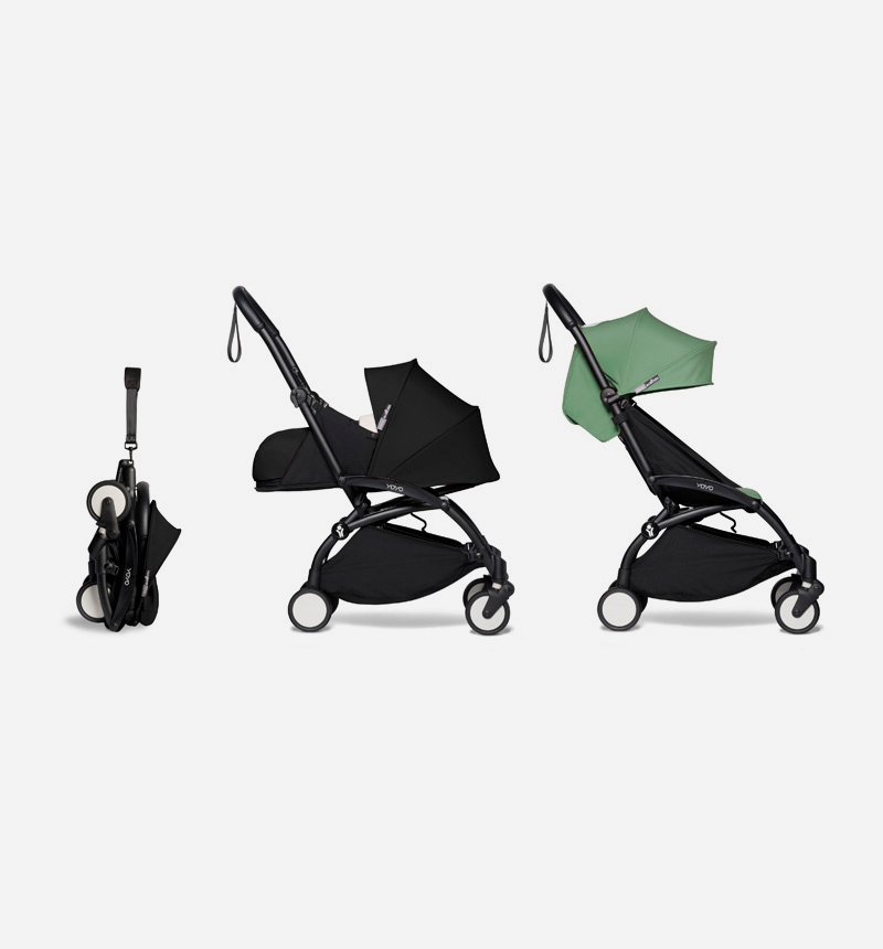 YOYO + DUO WALK CHAIR de Babyzen