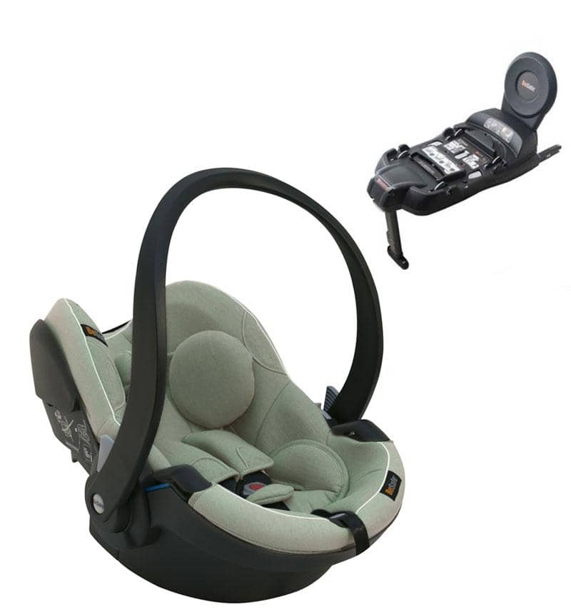 CAR SEAT iZi GO MODULAR X1 i-Size Colors + BeSafe Base